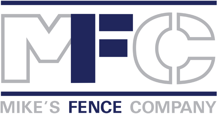 Mike's Fence Company Logo